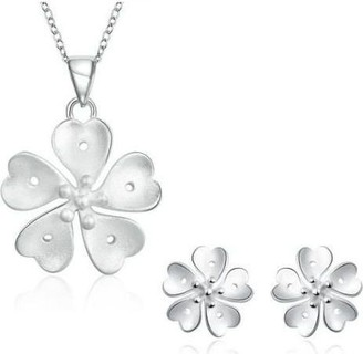 Fashion S799 Bridal Party Necklace Earrings Jewelry Sets