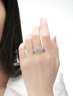 Masaty FU-S012 Jewelry Ring For Women-7 US