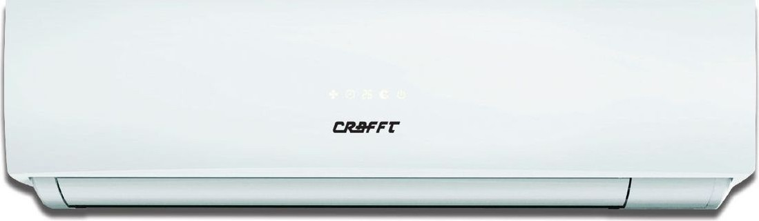 Crafft Split Air Conditioner, Cooling & Heating - 1.5 HP