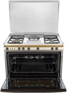 Kiriazi gas cooker 5 burner old modle: 8900 S