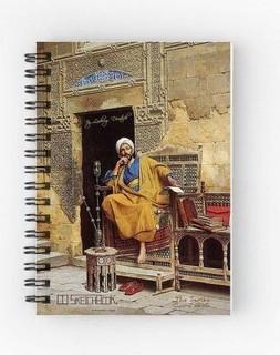 SketchBook NoteBook - 14 X 10 cm - 80 gm Paper - LUD03