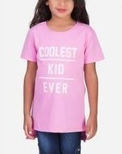 Andora Coolest kid T-Shirt - Pink