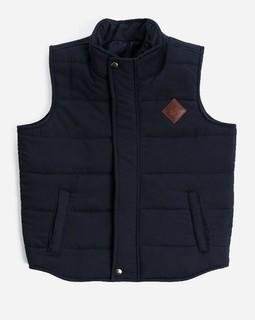 Andora Waterproof Vest - Midnight Navy Blue