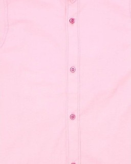 Evo Boys Full Sleeves Buttoned Shirt - Pink