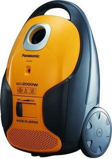 Canister vacuum cleaner MC-CJ913 Panasonic - Yellow