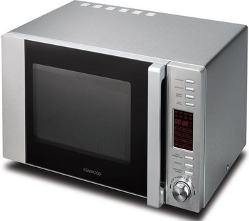 Kenwood Stainless Steel With Grill Microwave Oven - MWL311