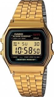 Casio Gold Ladies Watch - A159WGEA