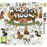 Harvest Moon فور نينتندو 3DS