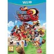 Nintendo One Piece Unlimited World Red
