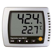 General 608 - H1 H2: The precise thermohygrometer with long-term stability