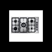 Indesit PIM 950 AST GH EX gas hob 5 burners - Silver PIM950ASTGHEX