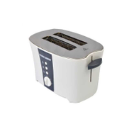 Black & Decker 2 Slice Cool Touch Toaster, White - ET122-B5