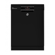 Hoover HDPN4S603PB-EGY Digital Touch Display Dishwasher with Wi-Fi and Steam - Black HDPN4S603PB 1000SG