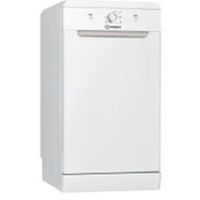 Indesit - Dishwasher 45cm White DSFE 1B10