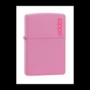 Zippo Lighter Classic Design Pink Color ZP-238ZL