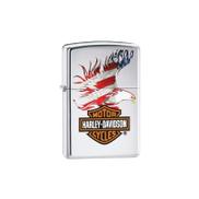 Zippo Lighter Harley American Fla Design ZP-28082