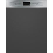 SMEG Dishwasher 60 cm 5 Program 13 Person Digital Inox PL65222XIN