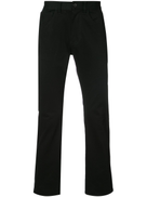 321 mid rise straight-leg jeans
