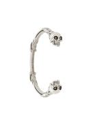 Alexander McQueen skull detail cuff bracelet