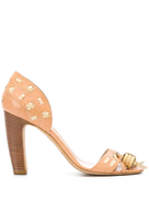Céline Pre-Owned Cline Pre-Owned block heel sandals