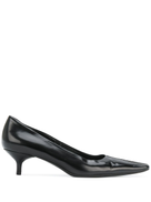 Helmut Lang Pre-Owned pointed pumps