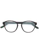 نظارة Gucci Eyewear بإطار دائري