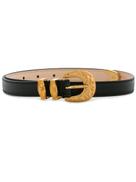 Versace western-inspired belt