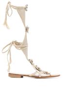 Prada Pre-Owned open toe sandals