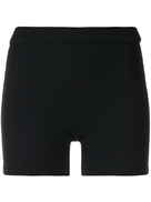 No Ka' Oi textured compression shorts