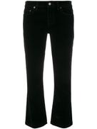 جينز قصير ضيق من Saint Laurent