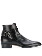 Gucci Guccy Plata boots