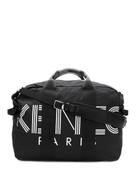 Kenzo logo holdall