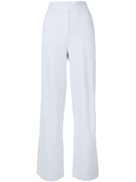Moncler Grenoble casual wide leg trousers