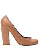 Alaïa Pre-Owned Alaa Pre-Owned 2000's bow detail pumps
