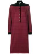 Emanuel Ungaro Pre-Owned check dress