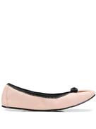 حذاء راقصة الباليه سالفاتور فيراغامو ماي جوي