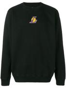 قميص من النوع الثقيل Marcelo Burlon County of Milan Lakers