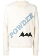 The Elder Statesman Powder jumper