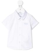 BOSS Kidswear pointed collar shirt