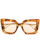 Gucci Eyewear square-shaped sunglasses