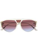 Dior Eyewear DiorClan1 aviator-frame sunglasses