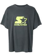 Daniel Patrick started logo T-shirt