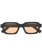 نظارة شمسية Retrosuperfuture بإطار مستطيل