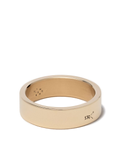 Le Gramme 18kt yellow polished gold Ribbon ring