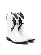 Gallucci Kids western ankle boots