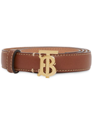 Burberry Monogram Motif buckle belt