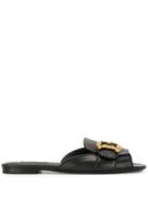 Dolce Gabanna Dolce & Gabbana D&G Baroque slippers