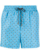 Dolce Gabanna Dolce & Gabbana sail boat print swimming shorts