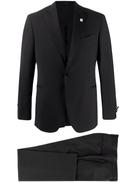 Lardini Single-Breasted Classic suit