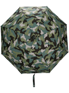 Mackintosh AYR camouflage automatic telescopic umbrella